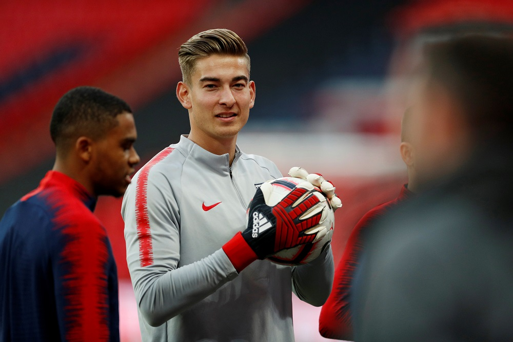 Rangers Send Scout To Watch Bundesliga Shot Stopper, As Star Confirms He Won't Renew Contract