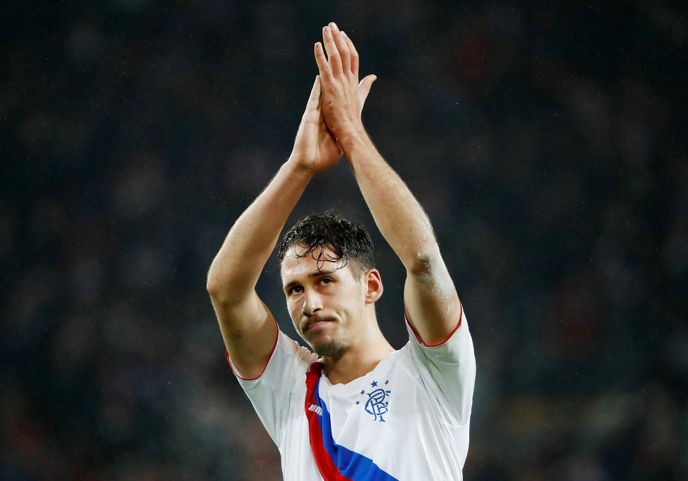 'Good News' 'Like Having A New Player' Fans Delighted To See Rangers Star On Comeback Trail