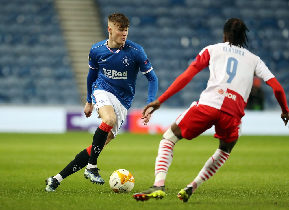 Alan Nixon Reveals Good And Bad News On Nathan Patterson's Future At Rangers