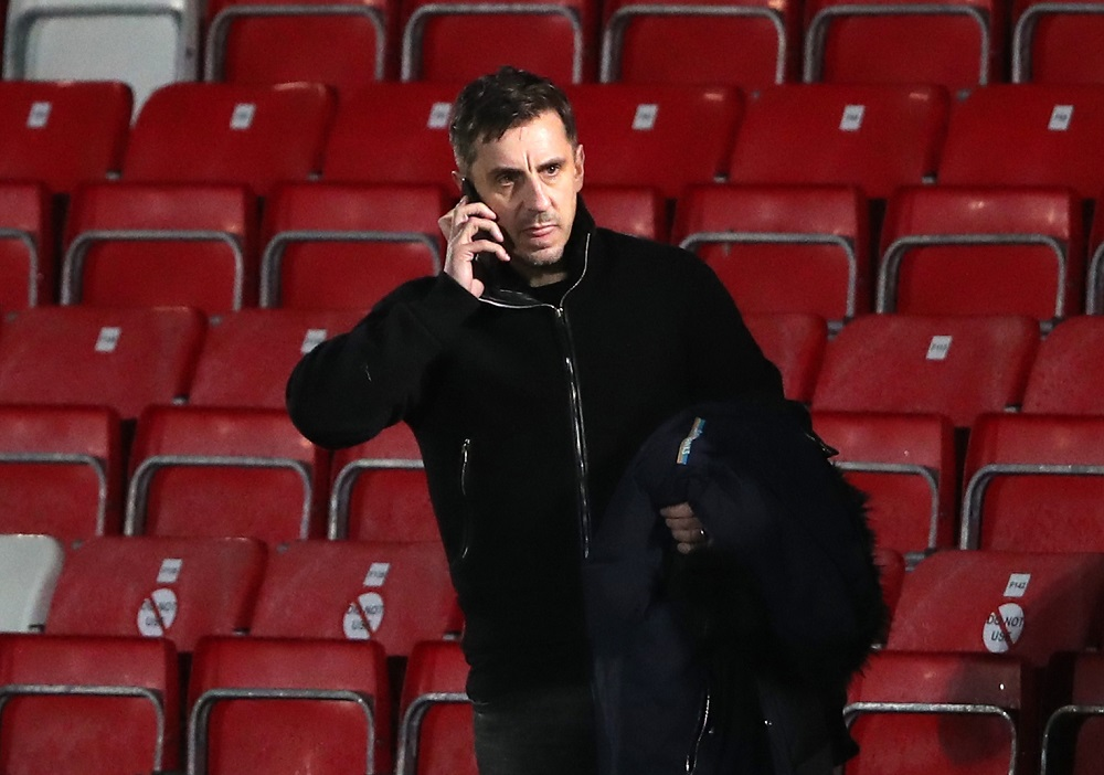 Gary Neville Delivers Emphatic Answer When He Is Asked Which Ground Has The Best Atmosphere